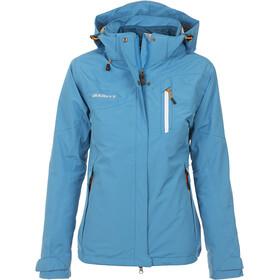 axant Mount Bryce dubbele 3in1 jas Dames blauw